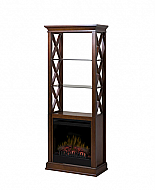 "29"" Dimplex Seabert Walnut Electrical Fireplace - GDS20-1370WN"