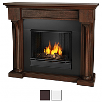 "48"" Verona Gel Fireplace"