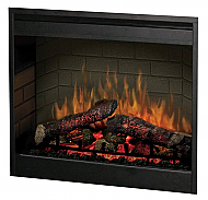 "27.4"" Dimplex Self Trimming Electric Fireplace Insert"