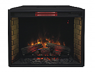 electric fireplace inserts free shipping