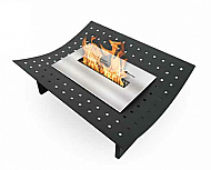 24'' Easy Flame Firegrate