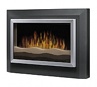 "39.5"" Dimplex Sahara Electric Wall Fireplace"