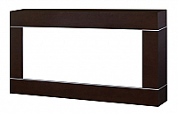 "62.5"" Dimplex Burnished Walnut Cohesion Surround - DT1103BW"