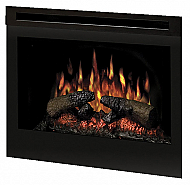 "26"" Dimplex Self Trimming Electric Fireplace Insert"