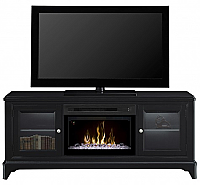 "25"" Dimplex Winterstein Media Console Fireplace - GDS25GD-1413WB"