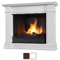 "36.3"" Devin Petite Gel Fuel Fireplace"