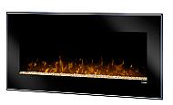 "43"" Dimplex Dusk Wall Mount Fireplace"