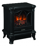 16.25u0027u0027 Duraflame Stove Electric Fireplace  Small Electric Fireplaces