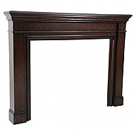 "75.5"" Frankford Fireplace Surround"