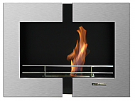 "31.5"" Culver Radiant Wall Mounted Fireplace"