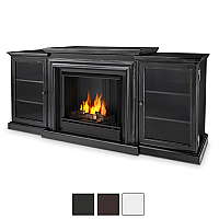"72"" Frederick Entertainment Ventless Gel Fireplace"