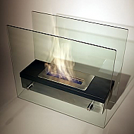 57 Quot Arch Electric Fireplace
