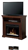 "43"" Dimplex Thorton Espresso Media Console Fireplace"