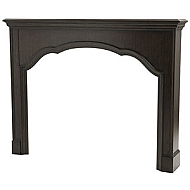 "73"" Serendipity Fireplace Surround"