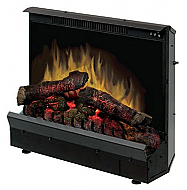 "23.18"" Dimplex Deluxe Electric Fireplace Insert"