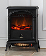 "16.35"" Vernon Stove Electric Fireplace"