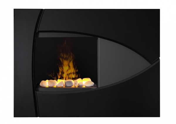 Brayden Opti-Myst Wall Mounted Electric Fireplace