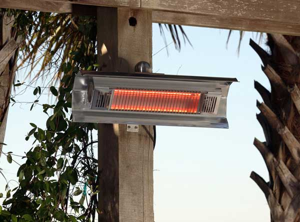 Enigma Wall Mounted Patio Heater