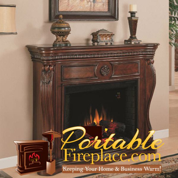 Portable Electric Fireplaces Patio Heaters From