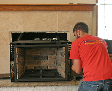 A Guide to Convert a Gas Fireplace to an Electric ...