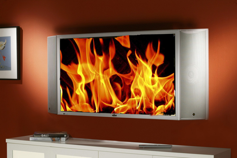 3 Reasons You Should Never Mount A Tv Above A