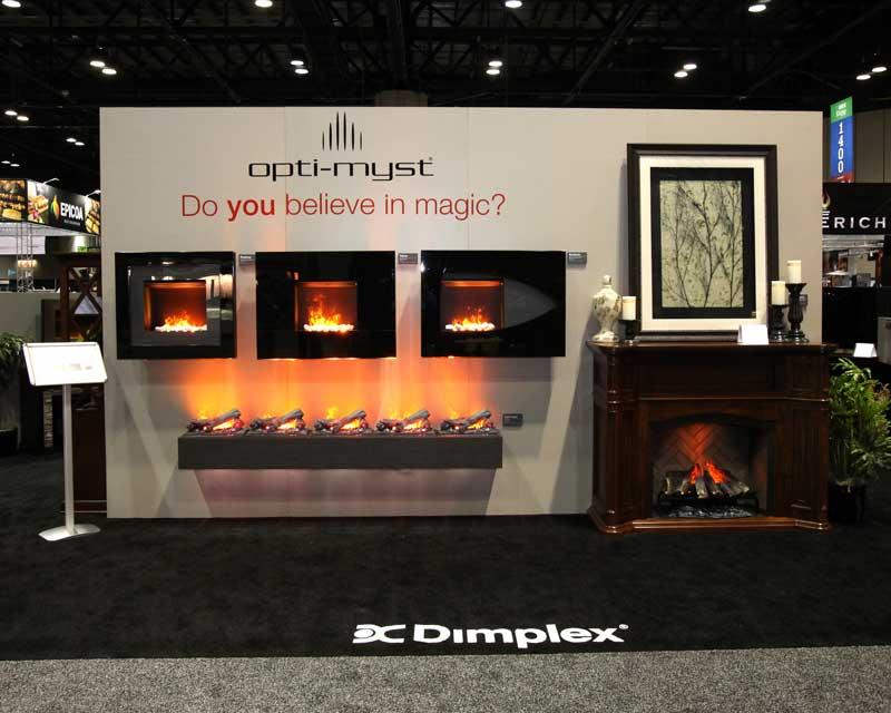 Opti-Myst Fire Effect Technology