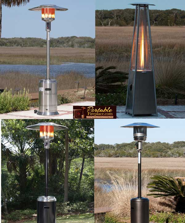 Patio Heater Buyers Guide