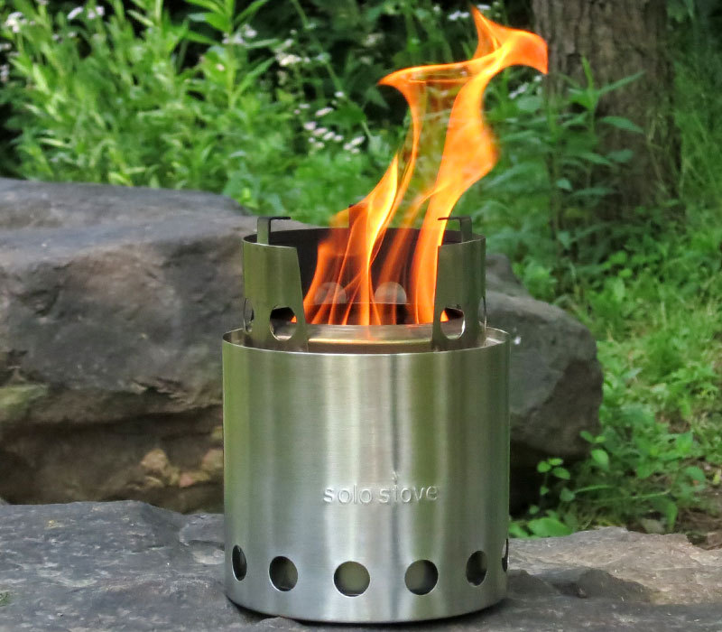 Portable Fireplace Solo Stove Giveawayportablefireplace Com