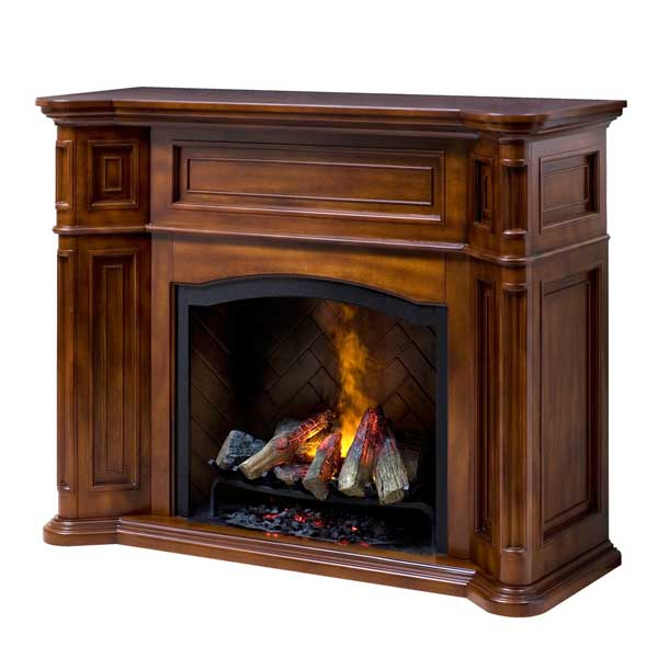 Thompson Opti-Myst Electric Fireplace by Dimplex