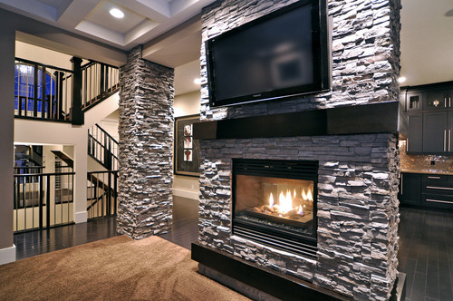 TV Above Fireplace. - 3 Reasons You Should Never Mount A TV Above A