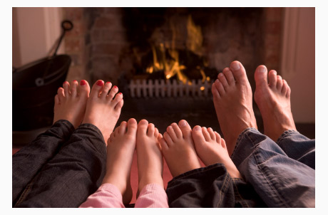 What type of Fireplace is Least Expensive?